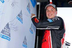 Pole: Christopher Bell, Joe Gibbs Racing Toyota