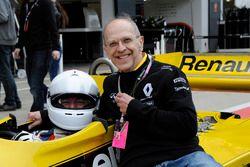 Rene Arnoux, Renault RS01