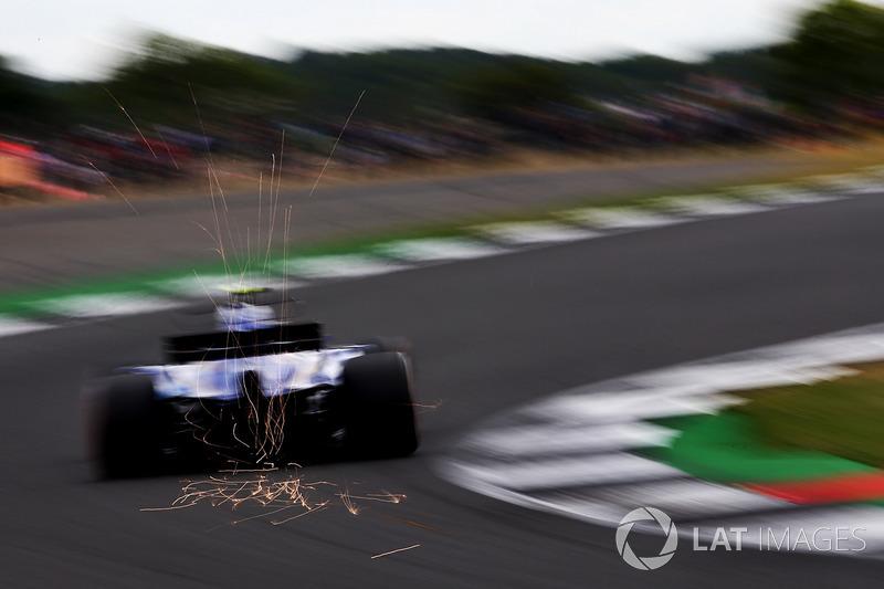 17. Паскаль Верляйн, Sauber C36