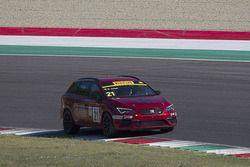 Giacomo Altoè, Seat Motor Sport Italia, Seat Leon Cupra ST-TCS2.0
