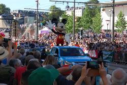 Até o Mickey marcou presença!