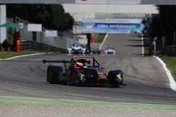 La partenza di Gara 1: Ivan Bellarosa, Avelon Formula, Wolf GB 08 Evo-CNT al vomando