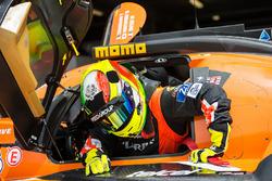 Memo Rojas, G-Drive Racing