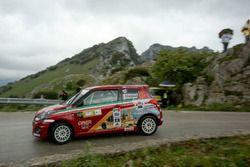 Stefano Martinelli, Pietro Brugiatti, Suzuki Swift Sport R1B