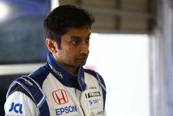ナレイン・カーティケヤン(Narain Karthikeyan / TCS NAKAJIMA RACING)