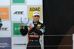 Rookie Podium: Joey Mawson, Van Amersfoort Racing, Dallara F317 – Mercedes-Benz