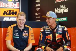 Aki Ajo, Bo Bendsneyder, Red Bull KTM Ajo