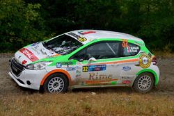 Luca Bottarelli, Manuel Fenoli, Peugeot 208 R2