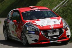 Nicolas Lathion, Gaëtan Lathion, Peugeot 208 R2, Lathion Rallye Team