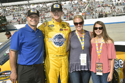 Todd Gilliland, Kyle Busch Motorsports Toyota and guests