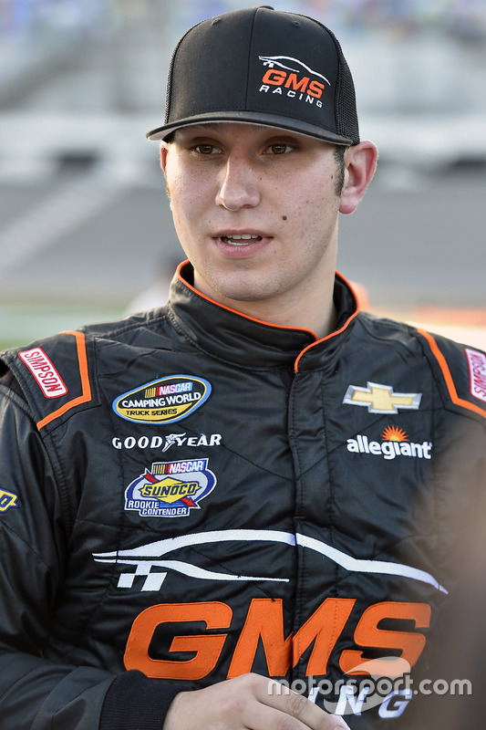 Kaz Grala, GMS Racing, Chevrolet