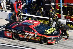 Erik Jones, Furniture Row Racing Toyota pit stop