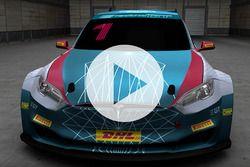 Video della Tesla P100DL 2.0, Electric GT Championship