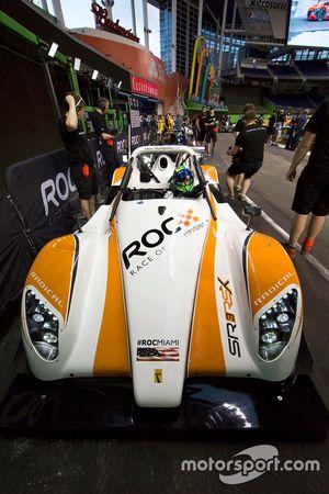 Felipe Massa nella Radical SR3 RSX