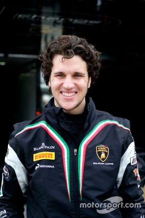 Микеле Беретта, GRT Grasser Racing Team