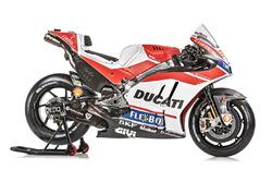 Ducati Desmosedici GP im Design für 2017