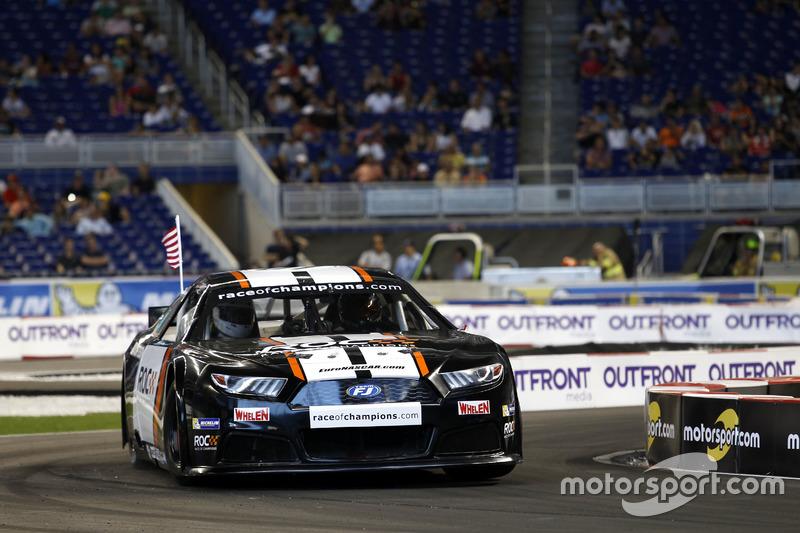 Kurt Busch, Whelen NASCAR