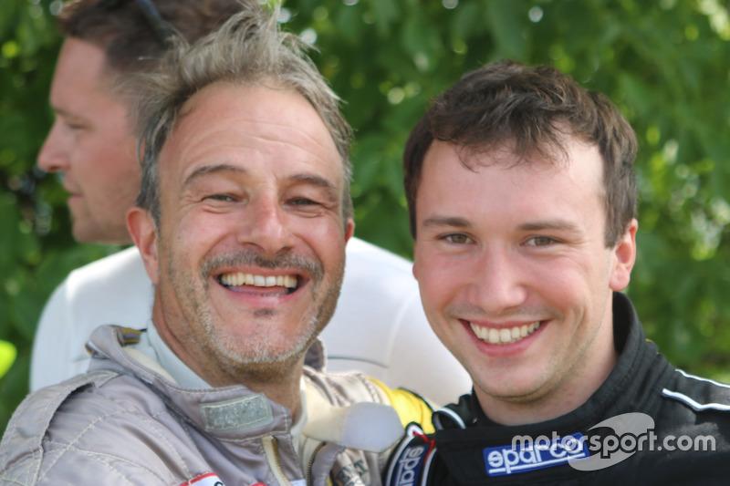 Philipp Krebs und Denis Wolf