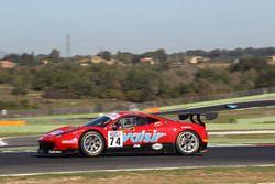 Ferrari 455 GT3 #74, MP1 Corse: Bontempelli-Niboli