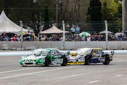 Agustin Canapino, Jet Racing Chevrolet, Emanuel Moriatis, Martinez Competicion Ford