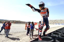 Le vainqueur Marc Marquez, Repsol Honda Team