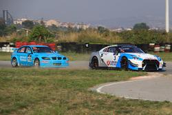 #3 Ülkü Motorsport, Ümit Ülkü, Nissan Skyline GTR, #15 Borusan Otomotiv Motorsport, Ali Türkkan, BMW