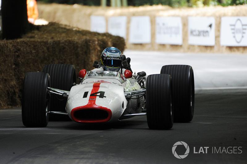 Гордон Шедден, Honda RA300