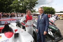 Tom Kristensen, und Lord Charles March