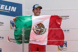 Podium : Alfonso Celis Jr., Fortec Motorsports