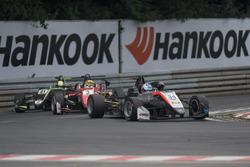 Jake Hughes, Hitech Grand Prix, Dallara F317 - Mercedes-Benz, Maximilian Günther, Prema Powerteam Da