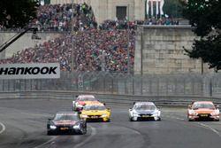 Marco Wittmann, BMW Team RMG, BMW M4 DTM, Timo Glock, BMW Team RMG, BMW M4 DTM, Tom Blomqvist, BMW T