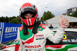 Ganador, Norbert Michelisz, Honda Racing Team JAS, Honda Civic WTCC