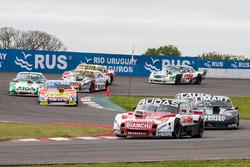 Nicolas Bonelli, Bonelli Competicion Ford, Esteban Gini, Alifraco Sport Chevrolet, Jonatan Castellan