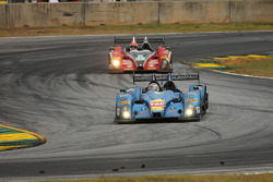 #26 BAR1 Motorsports ORECA FLM09: Garett Grist, Tomy Drissi