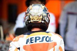Il casco di Dani Pedrosa, Repsol Honda Team