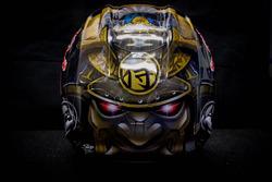 Dani Pedrosa, Repsol Honda Team y su casco especial