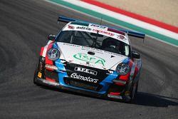 Porsche 997 Cup-S.GTCup #169, Ebimotors: La Mazza-Nicolosi