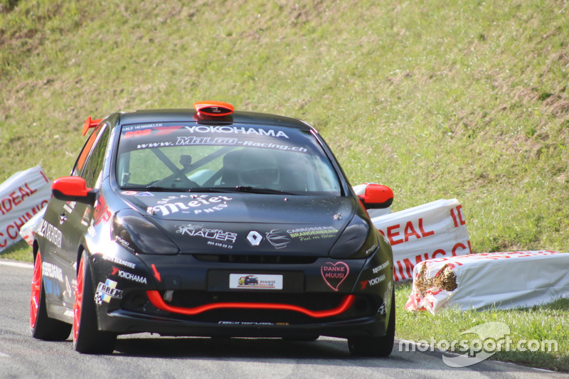 Ralf Henggeler, Renault Clio RS III Cup, Equipe Bernoise
