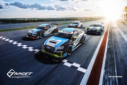 Livrea delle Audi RS 3 LMS TCR della Target Competition
