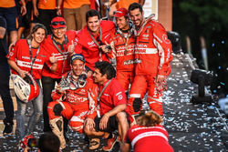 Daniel Oliveras, Antonio Gimeno, Gerard Farrés, Himoinsa Racing Team