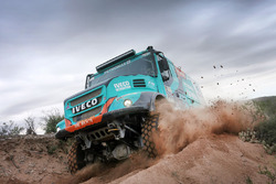 #500 Team De Rooy Iveco: Герард де Рой, Моі Торраллардона, ДарекРодевальд