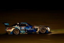 #22 Gravity Racing International Mercedes SLS AMG GT3: Vincent Radermecker, Gerard Lopez, Christian Kelders, Jarek Janis