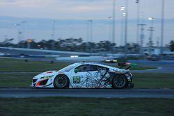 #93 Michael Shank Racing, Acura NSX: Andy Lally, Katherine Legge, Mark Wilkins, Graham Rahal