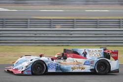 #35 Jackie Chan DC Racing Oreca Nissan 03R: Ho Pin Tung, Gustavo Menezes, Thomas Laurent