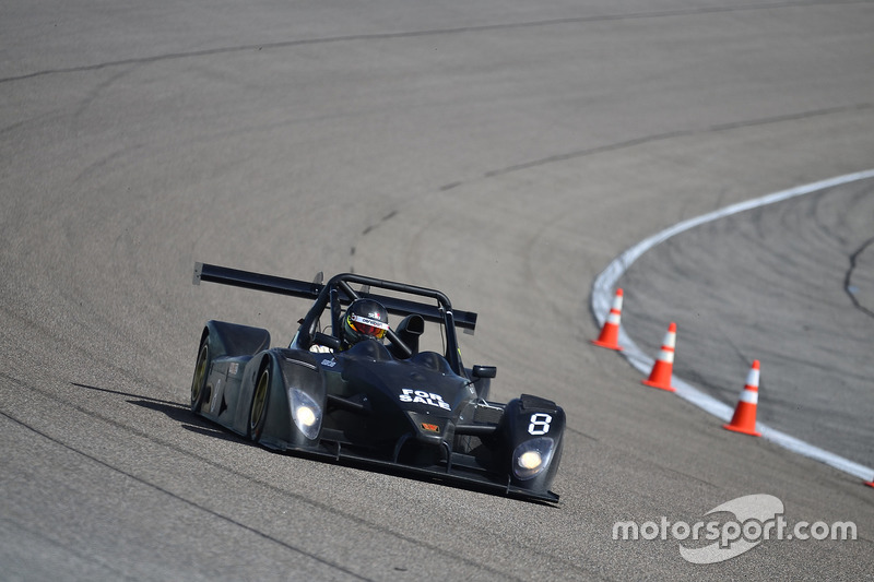 #8 FP2 Wolf GB08 driven by Angel Benitez & Max de Angelis of Fortis/6th Gear