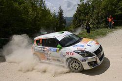 Stefano Strabello, Paolo Scardoni, Suzuki Swift R1