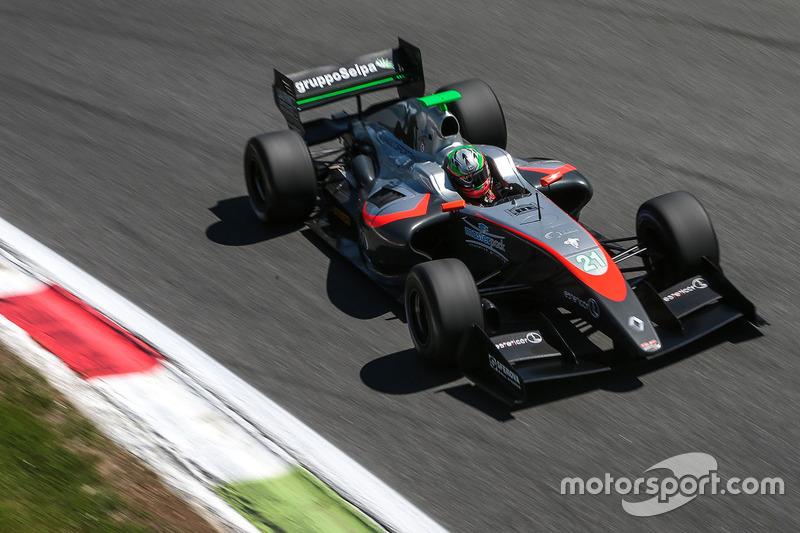 Damiano Fioravanti (RP Motorsport)