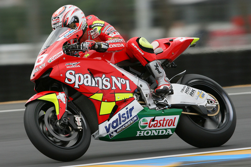 2006: Marco Melandri, Honda RC211V