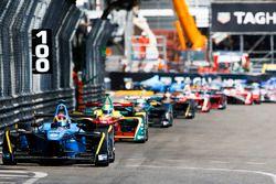 Sam Bird, DS Virgin Racing, Lucas di Grassi, ABT Schaeffler Audi Sport