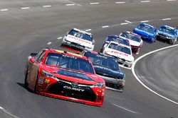 Erik Jones, Joe Gibbs Racing Toyota and Brandon Jones, Richard Childress Racing Chevrolet